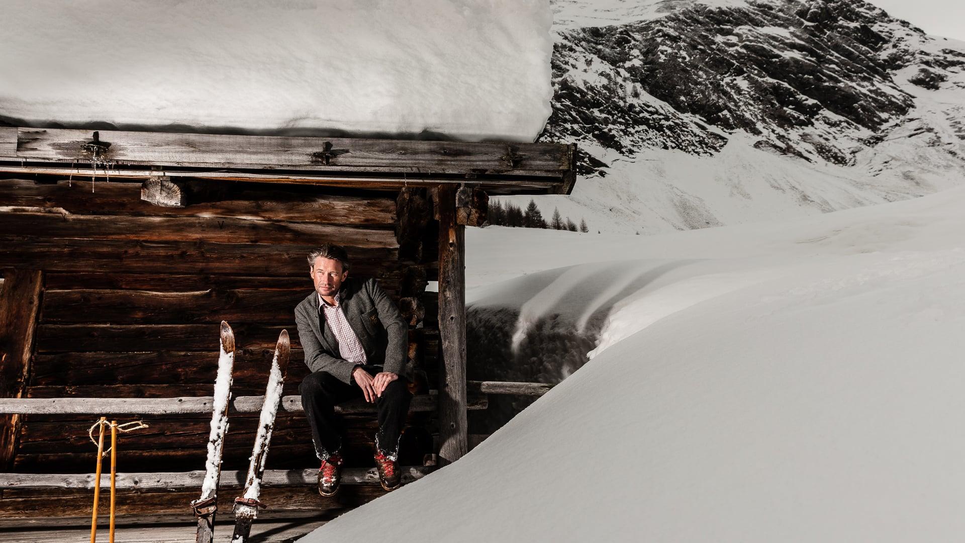 Alpine hut flair