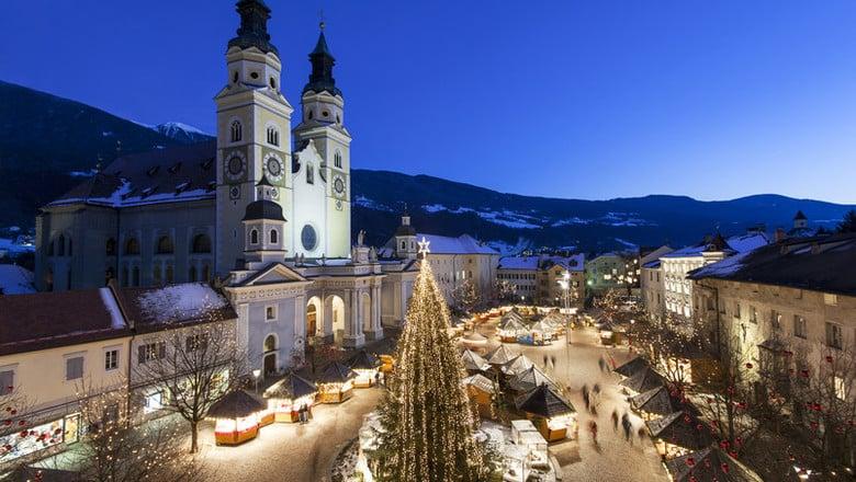 Ovunque la magia del Natale…