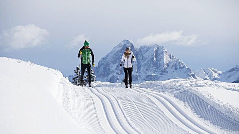 Ski nordisch mit Traumausblicken