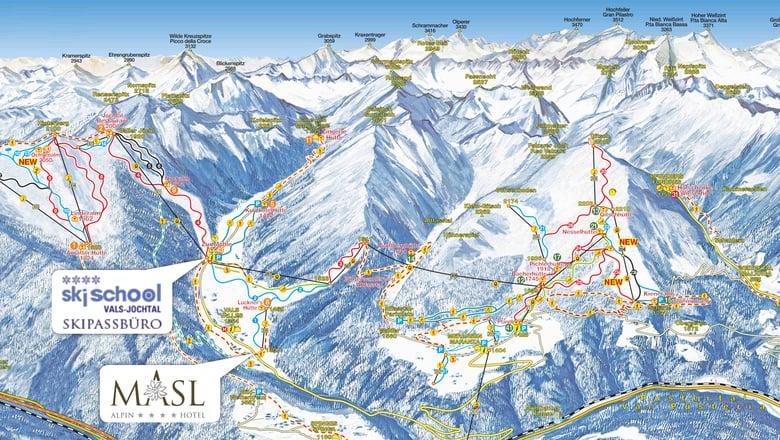 Skispaß vor der Haustür