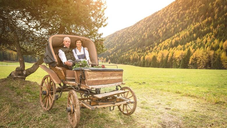 La famiglia Messner: ospitalità per passione