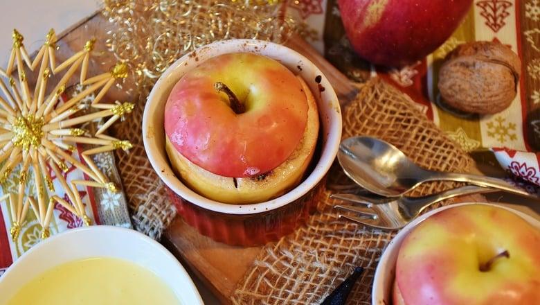Masls Weihnachts-Bratäpfel