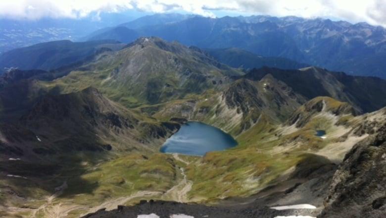 From Malga Fane to Lago Selvaggio/Picco della Croce