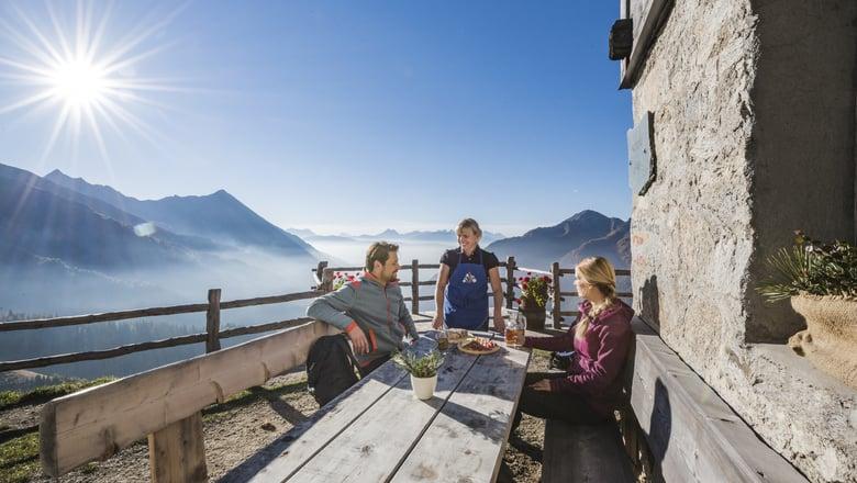 From Malga Fane to the Bressanone Chalet