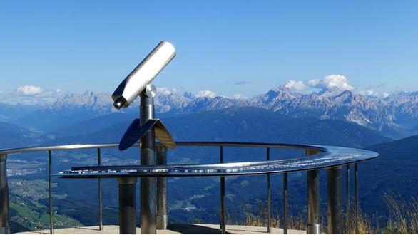 Monte Cuzzo/Gitschberg con Parco del sole e piattaforma panoramica