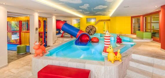 Kinder-Wasserwelt