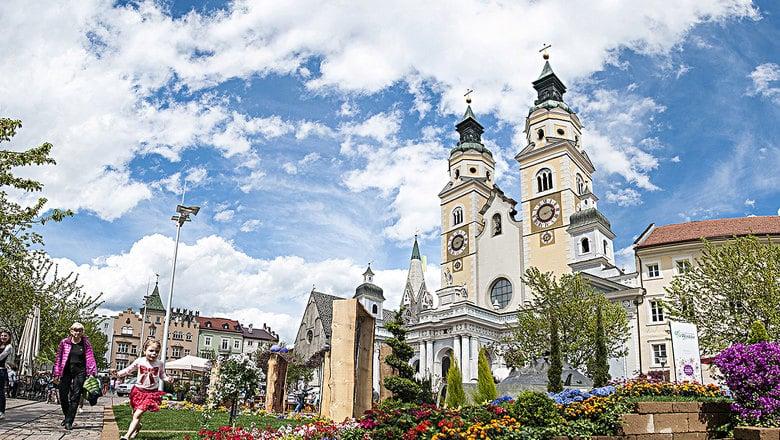 La città vescovile di Bressanone (a 30 min.)