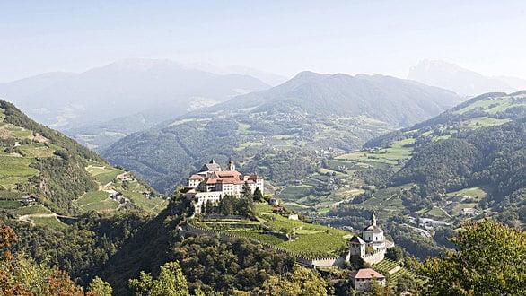 Chiusa and Sabiona Abbey (40 min.)