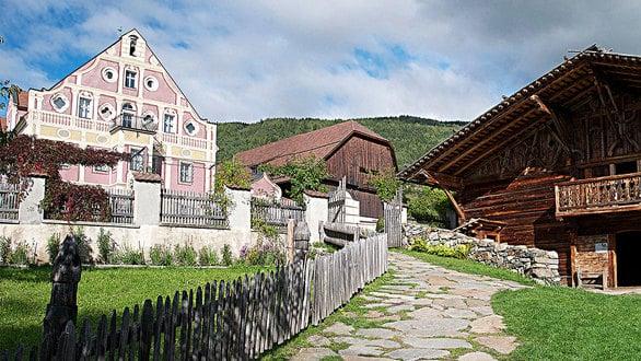 Volkskundemuseum Dietenheim (40 Min)