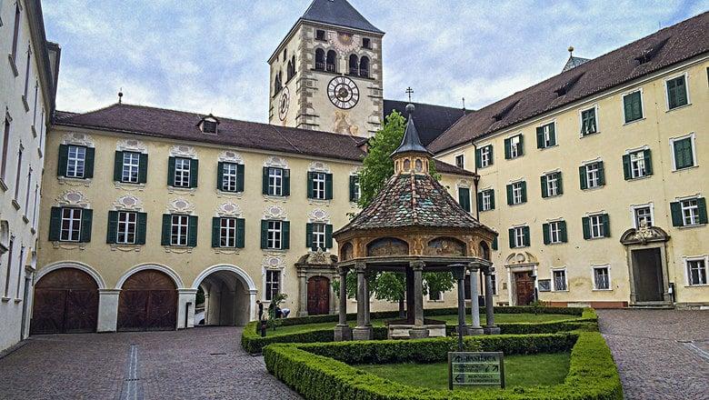 Novacella Abbey in Novacella (30 min.)
