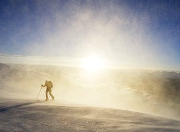 """Ski-Zeitig"" im März"
