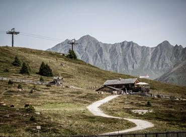 Parco avventura Jochtal