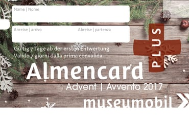 Winter- & Advent-AlmencardPlus
