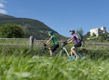 Die geführte Radtour, die Natur- und Stadterlebnis vereint