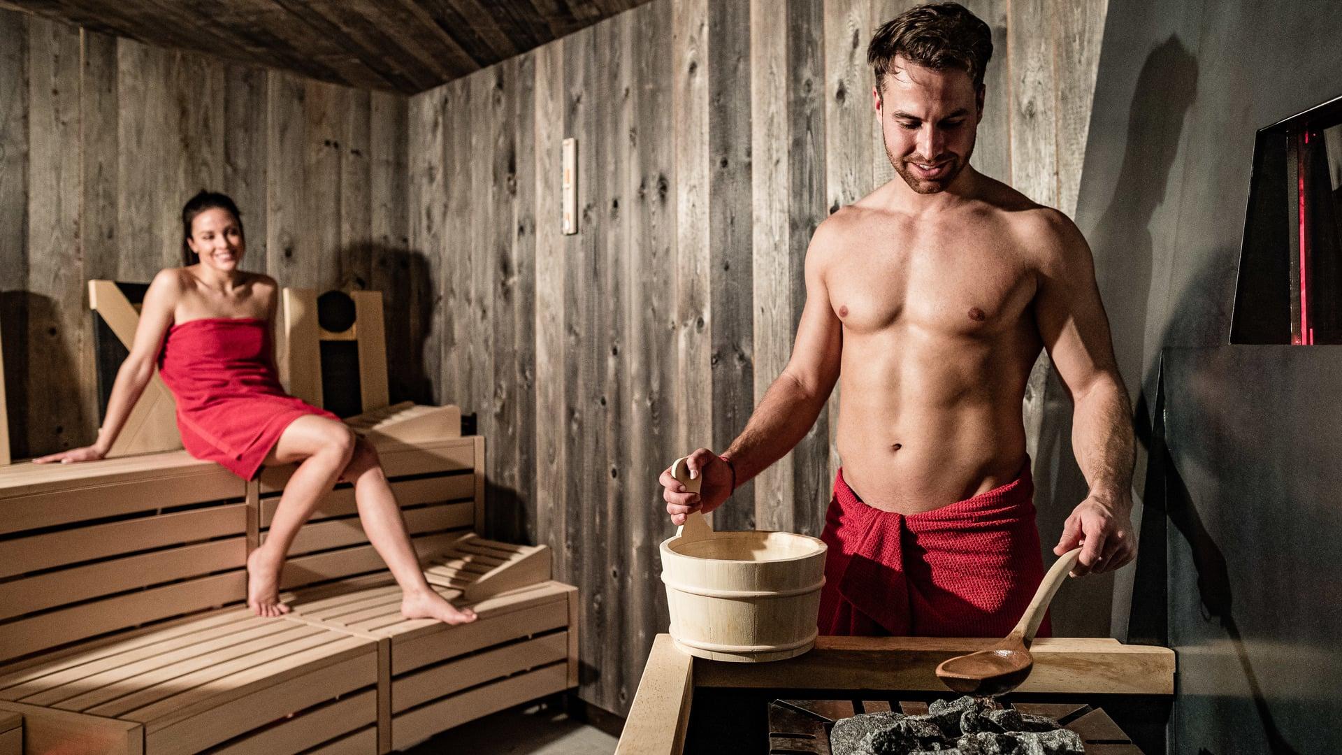 Sauna experience deluxe