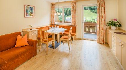 Suite famiglia Alpina con angolo cucina