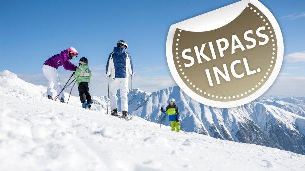 Ski opening 7=5 skipass incl.