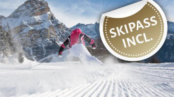 White weeks 7=6 skipass incl.