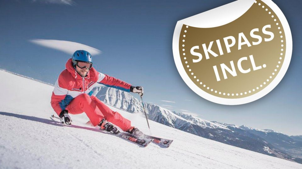 Ski & wellness package 7=5