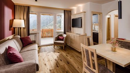 Family Suite Alpina with kitchenette