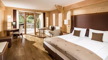 Suite Terrazza con sauna