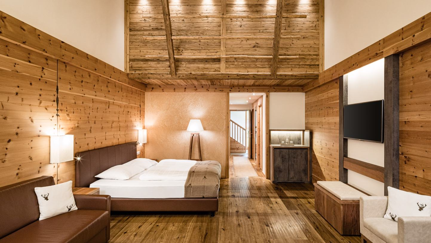 Suite Paradiso with sauna