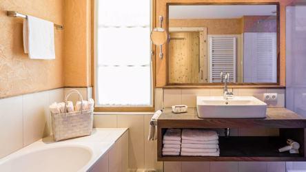 Suite Terrazza mit Sauna