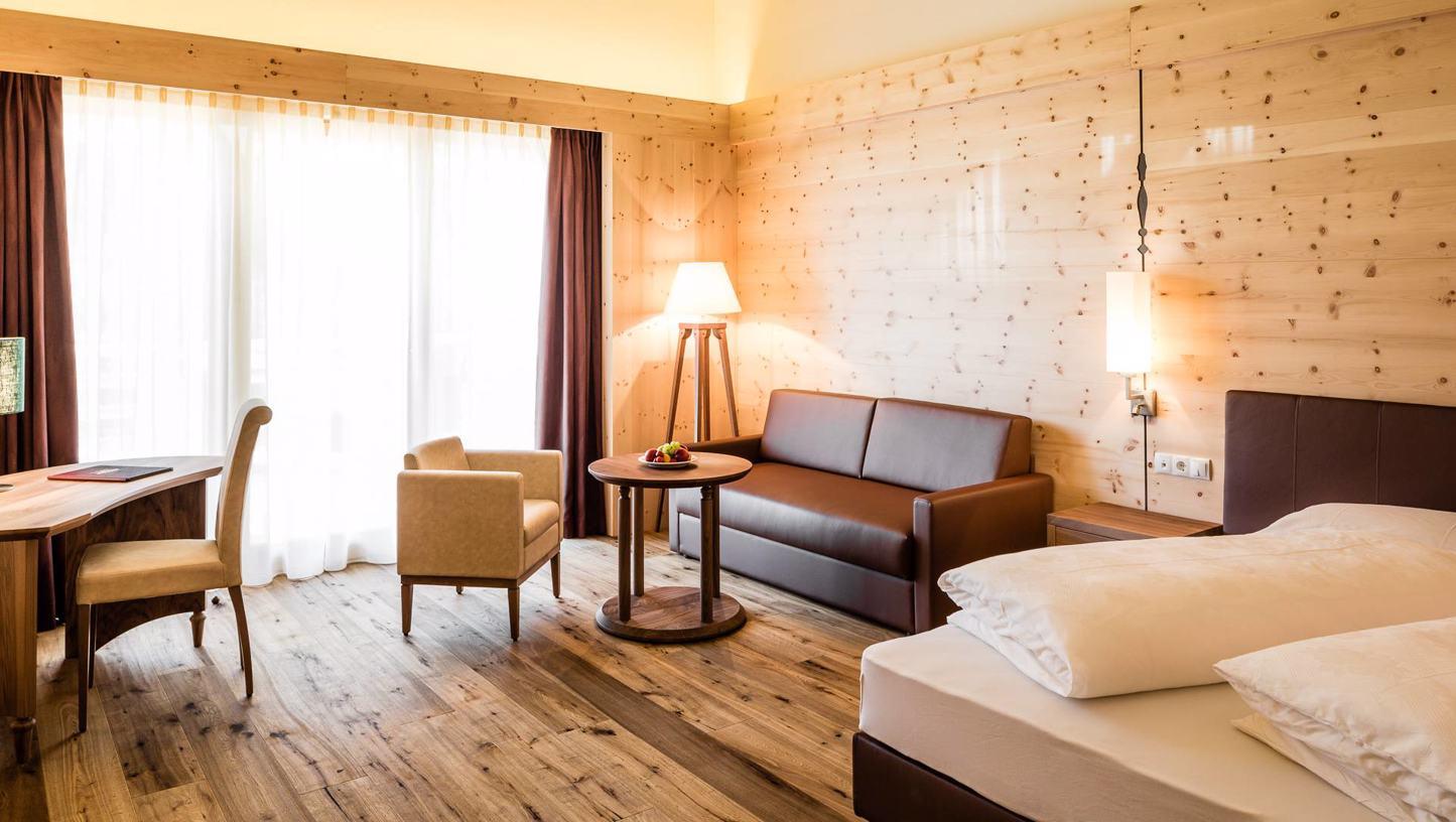Suite Paradiso mit Sauna