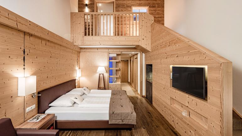 Family suite Chalet