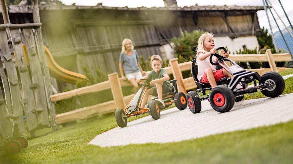 Happy-Family-Wochen an Pfingsten